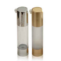 Airless Pump Bottles 50ml Lotion Bottles